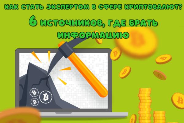 Как научиться понимать криптовалюту Советы для новичков
