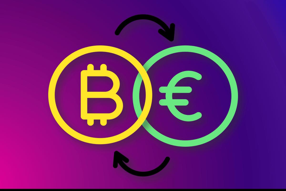 Курс Биткоина к Евро BTC EUR